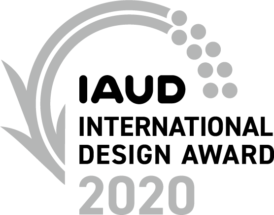 IAUD International Design Awards 2020 SILVER AWARD In the category of Social Inclusion